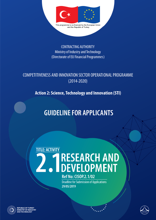 Guideline for Activity 2.1 R&D